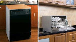 Looking for a portable dishwasher.