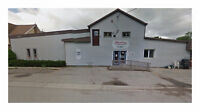 3 Shops and 1 Warehouse Available for Lease!!