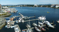 VICTORIA...STUNNING WATERFRONT PENTHOUSE!!