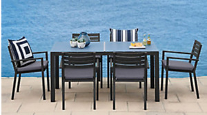 7 piece Patio Dining Set /NEW