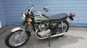 HONDA 350 1972