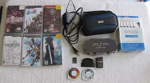PSP Games, Adapters and Power Accessories