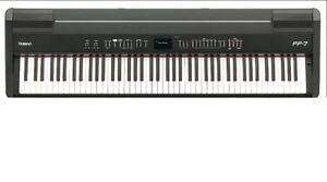 """""""2012 ROLAND FP-7 (The Perfect Balance of Modern Design & Classi"""