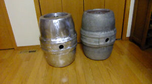 Original Carling Breweries Manitoba Ltd 1939 12.5 Imp.Gallon Keg