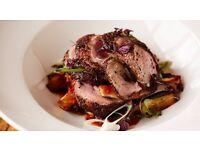 Chef de Partie, £10 per hour, The Jam Tree Chelsea, local fresh food restaurant,
