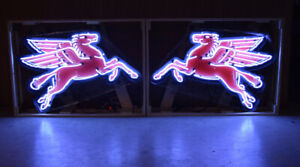 Large highly collectable neon signs