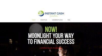 Work From Home Turnkey Internet Business Website 4 Sale Make Money Online