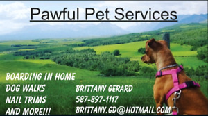 Pawful Pet Services