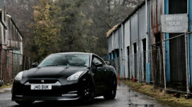 Nissan GT-R 3.8 V6 auto Black Edition 2009