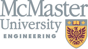First year engineering text books - McMaster Univeristy