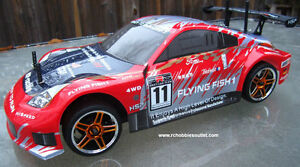 New RC Car Brushless Electric, 2.4G, LIPO, 4WD, RTR City of Toronto Toronto (GTA) image 5