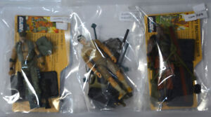 G.I. Joe 9 action figures modern lot