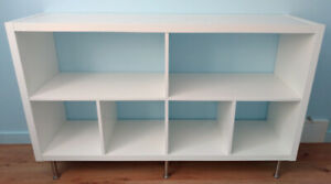 White Kallax | Buy or Sell Bookcases & Shelves in Canada