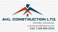 AKL Construction Ltd.