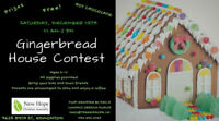 Free Ginger Bread House Competition!