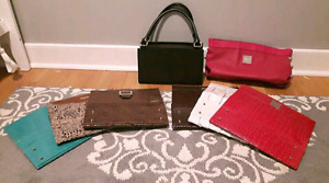Miche Classic Handbag and 7 covers