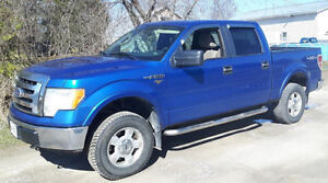 2010 Ford XLT Pickup Truck CERTIFIED