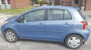 Inspected 2008 Toyota Yaris Hatchback-Price Reduced