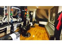 Experienced barbers required .city centre Belfast
