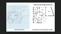 3D / 2D CAD Drafting Services