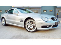 2004 Mercedes-Benz SL55 AMG KOMPRESSOR AMG Huge Spec A Must See Best Example!