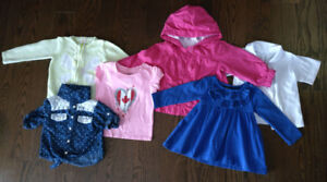 Clothes for the Girl 2T (6 pieces )
