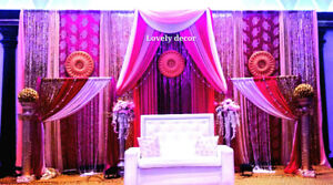 """Customized decoration for any event by """"Lovely decor"""""""