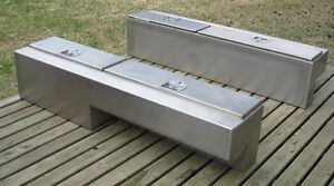 COFFRES D'OUTILS CAMION TOYOTA PICK-UP TOOL BOX