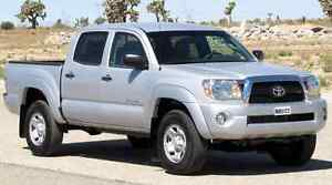 WANTED: toyota tacoma