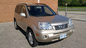 2006 Nissan X-trail LE SUV, Top trim, upgraded, great condition