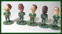 ( 5 ) SASKATCHEWAN ROUGHRIDERS - Bobble Heads
