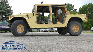 Hummer Humvee 1988 STREET LEGAL!!! CALL : 519 566 0316