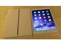 Apple iPad Air 2 64GB, Wi-Fi, 9.7in - Space Grey Unlocked to any network