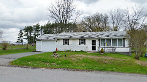 Great Starter Home With Large Lot