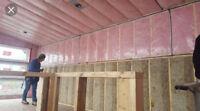 BDK Foam Insulation Attic Insulation