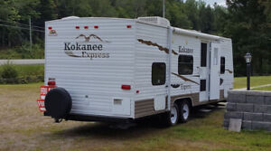Kokanee Express Travel Trailer