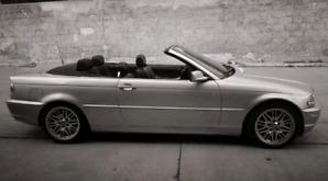 2001 BMW e46 convertible