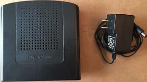 Thomson DCM475 DOCSIS 3.0 Cable Modem