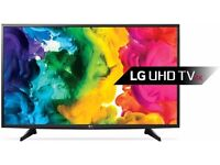 LG 49 Inch SMART 4K Ultra HD Web OS LED TV with Built-in Wifi,Freeview HD,Now TV,Netflix, 2016 model