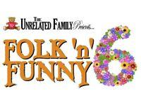 Folky Funny Musicians