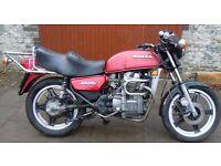 1978 HONDA CX500 - CLASSIC - RUNNING/NON ACCIDENT - 27000 MILES - THE HARD TO GET ORIGINAL MODEL