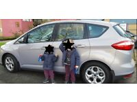Ford C-Max 1.0 EcoBoost (£30 tax) - Under 27,000 miles - Full service history - Extras - Quick Sale