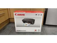 Canon Pixma MG2550S Colour Printer - Copier - Scanner. Starter ink included.