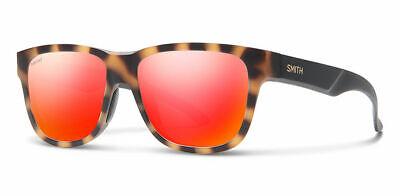 Smith Lowdown Slim 2 Kohlenstoffhaltige Polarisiert Sonnenbrille in Honig