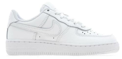 Nike Air Force 1 Kids 314193-117 Wit-33.5