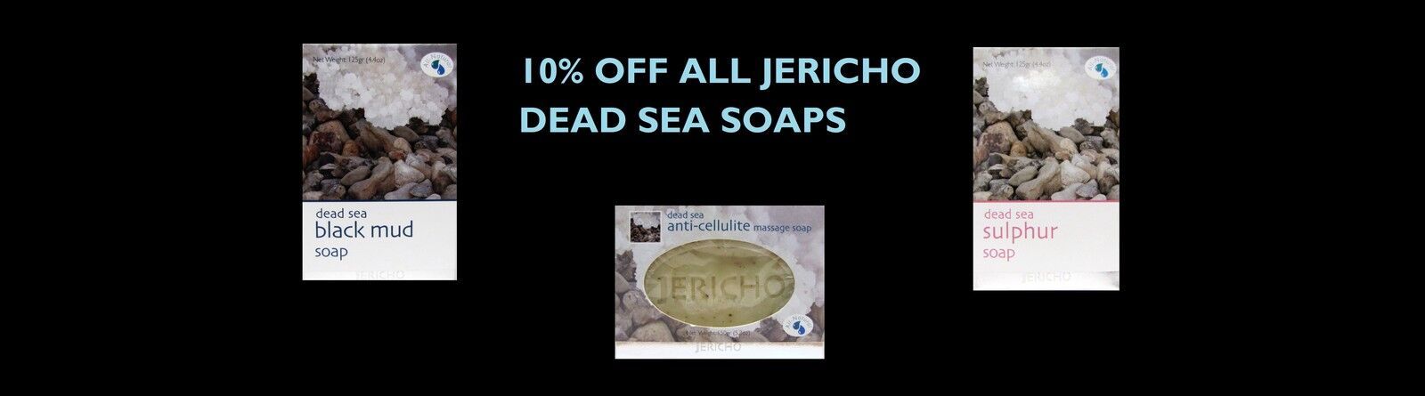 Jericho Dead Sea Products