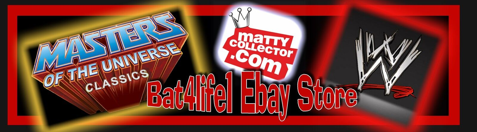 bat4life1 Collectibles