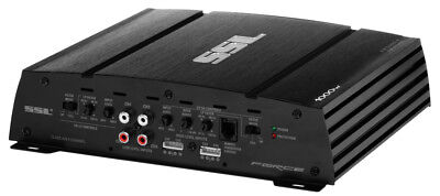 New 1000W Compact Fourchannel Car Amplifier Power Speakers W  Amp Audio 4Channel
