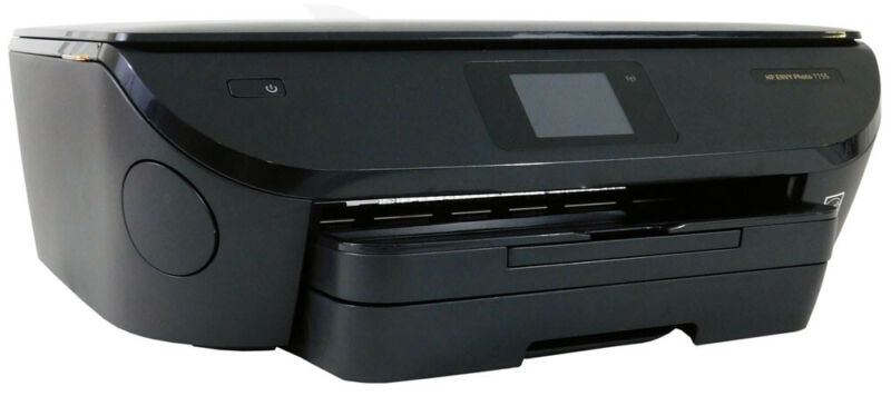 HP Envy Photo 7155 All-In-One Wireless InkJet Printer K7G93A New Open Box