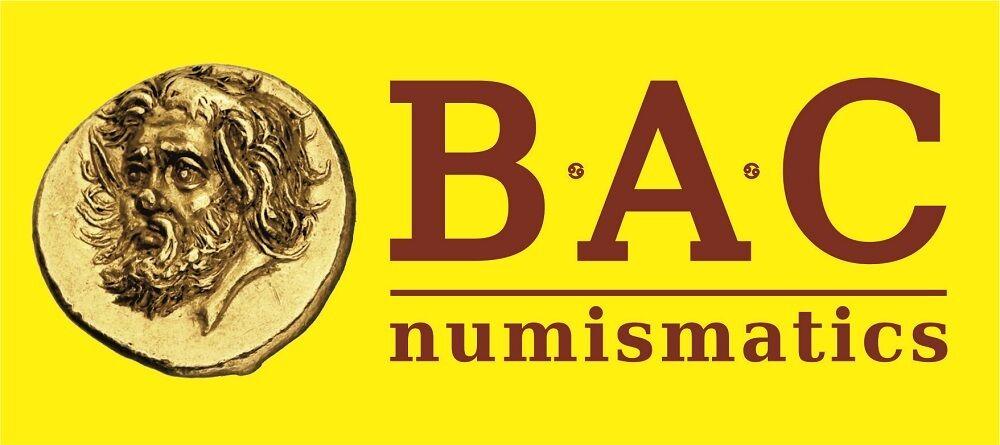 B A C Numismatics